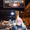 Some personalities I met at Wheels through Time...<br /> Bubba doesn't need the pin on pony tail most Harley riders buy.
