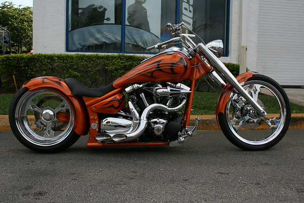 ROADSTAR HOT ROD EXHAUST