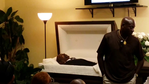RICHARD & HELEN LAWTON'S SON, ROBIN J. LAWTON'S WAKE ON AUGUST 28, 2015 AT 6 P.M. IN ST. PETERSBURG, FL AT ZION HILL FUNERAL HOME