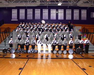 2015-16 RTHS MARCHING BAND