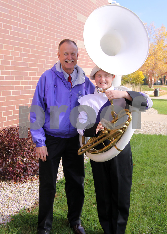 2016-17 RTHS MARCHING BAND PICTURE DAY