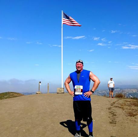 ROCK IT Racing Trail Run, San Juan Capistrano CA June 4, 2016