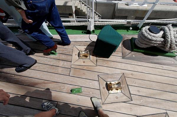 Sail South Texas 2010, NAS Ingleside TX