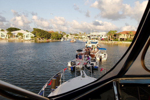 4th of July aboard the Scuttlebutt, Rockport TX