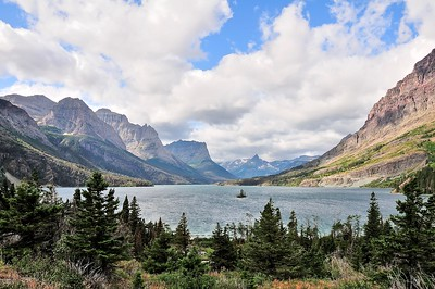 St. Mary's Lake, Glacier National Park