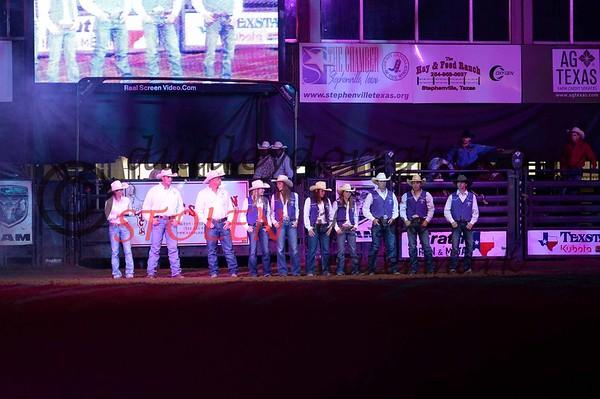 SvillePRCA2016-Sun-005 opening TSU Rodeo Team