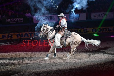 National Finals Rodeo - Las Vegas , NV - Dec, 2016