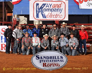Odessa 2017 - Super Tuesday Roping