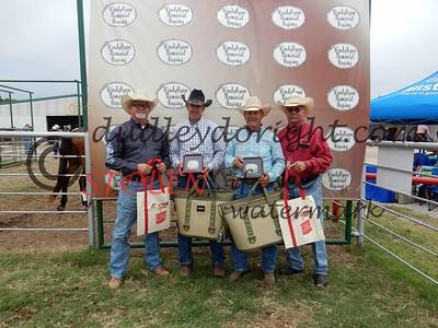 WRyon 2017 - Sunday #11 Team Roping