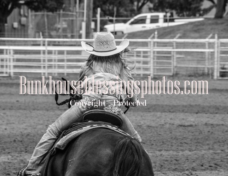 2019_XIT Jr Rodeo_#3 Girls Barrels-2