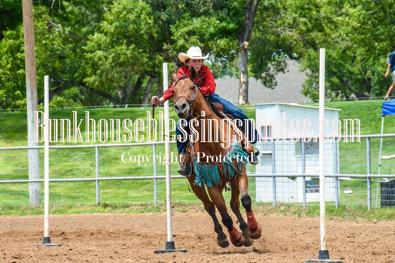 2019_XIT Jr Rodeo_#3 Girls Poles-173