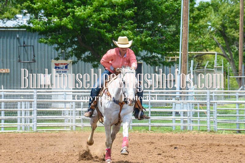 2019_XIT Jr Rodeo_#3 Girls Poles-119