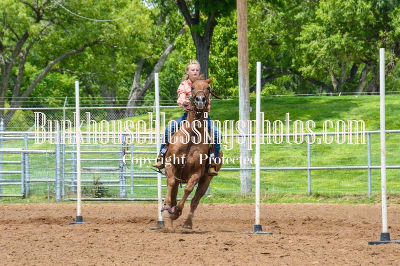 2019_XIT Jr Rodeo_#3 Girls Poles-208