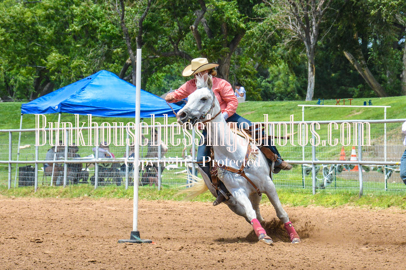 2019_XIT Jr Rodeo_#3 Girls Poles-101