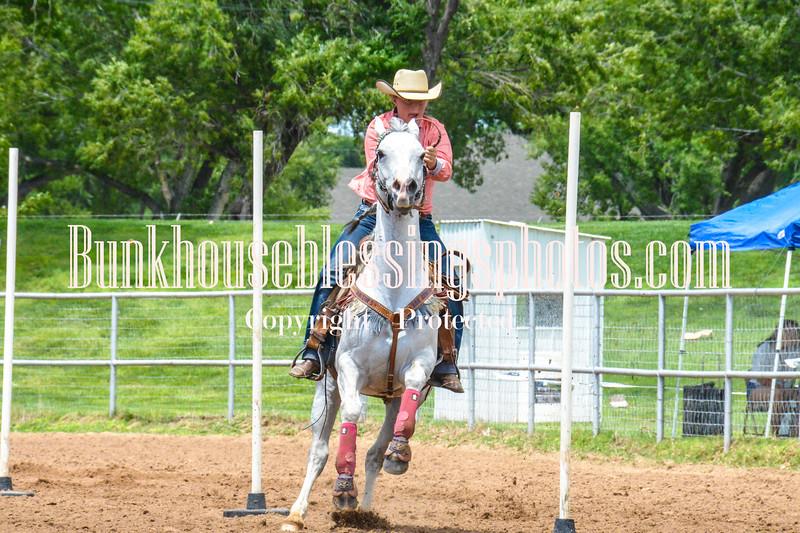 2019_XIT Jr Rodeo_#3 Girls Poles-98