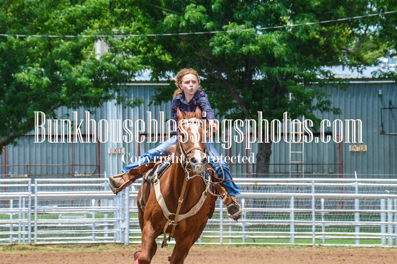 2019_XIT Jr Rodeo_#3 Girls Poles-156