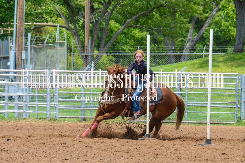 2019_XIT Jr Rodeo_#3 Girls Poles-128