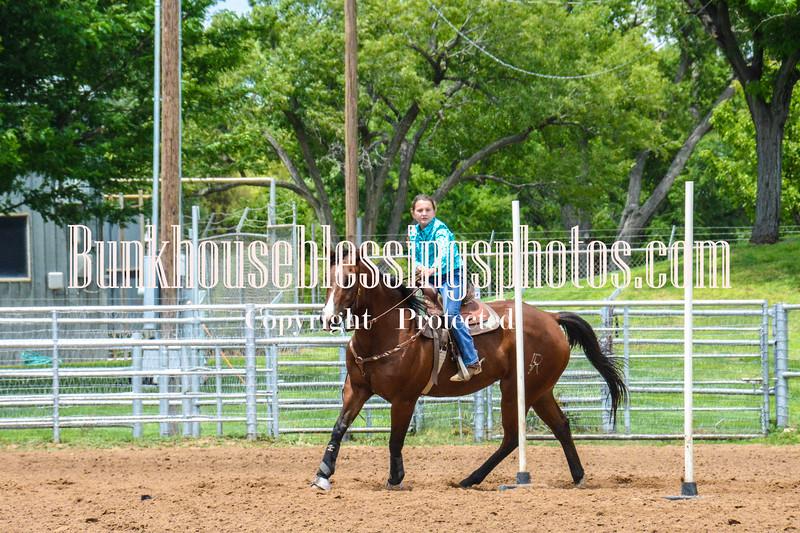 2019_XIT Jr Rodeo_#3 Girls Poles-72