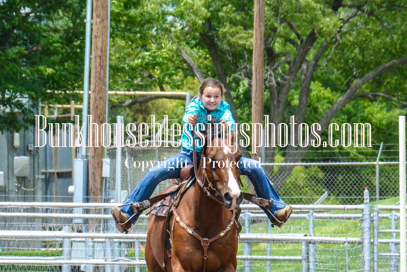 2019_XIT Jr Rodeo_#3 Girls Poles-79