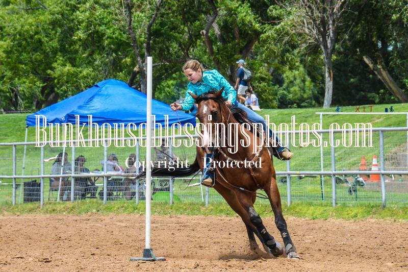 2019_XIT Jr Rodeo_#3 Girls Poles-64