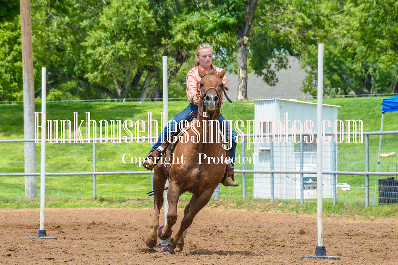 2019_XIT Jr Rodeo_#3 Girls Poles-213