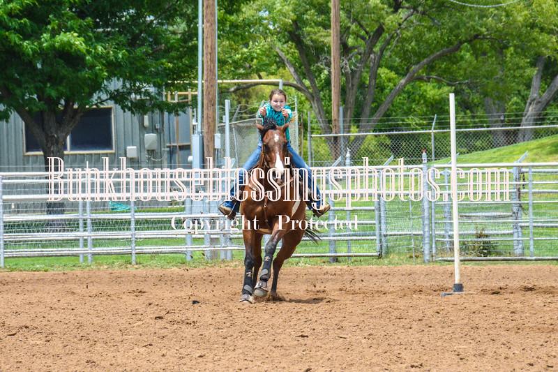 2019_XIT Jr Rodeo_#3 Girls Poles-75