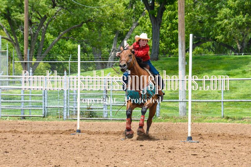 2019_XIT Jr Rodeo_#3 Girls Poles-168