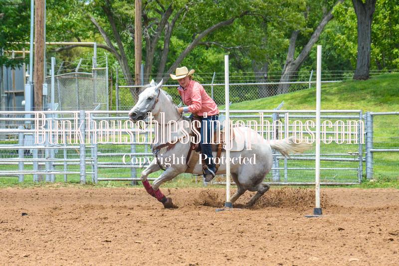 2019_XIT Jr Rodeo_#3 Girls Poles-109