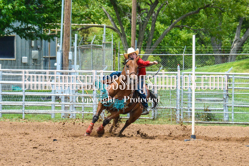 2019_XIT Jr Rodeo_#3 Girls Poles-164