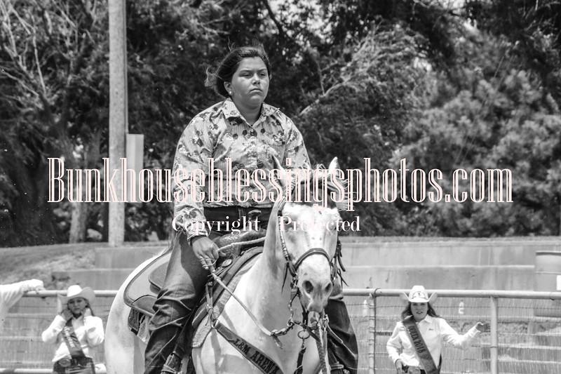 2019_XIT Jr Rodeo_#3 Girls Poles-44