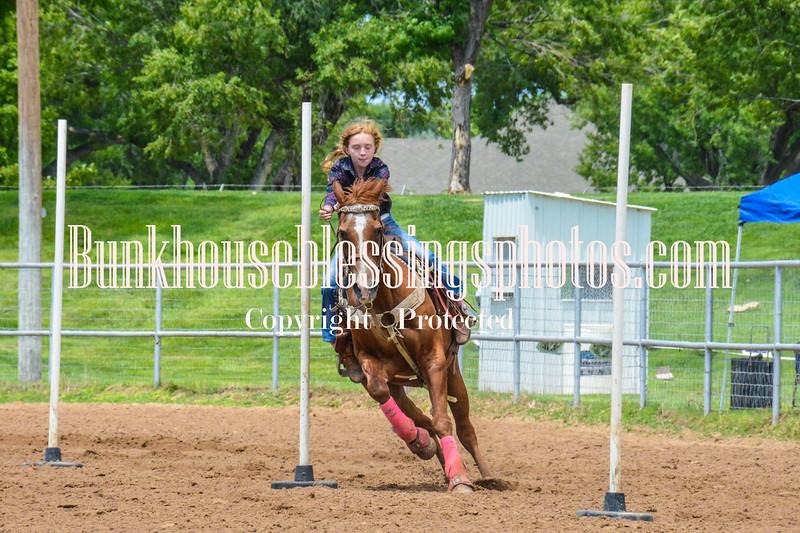 2019_XIT Jr Rodeo_#3 Girls Poles-135