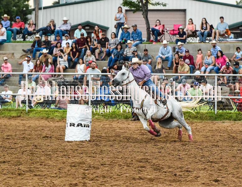 XIT Rodeo & Reunion_8_2_19_Barrels-12