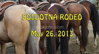 SOLDOTNA MAY 2013 RODEO