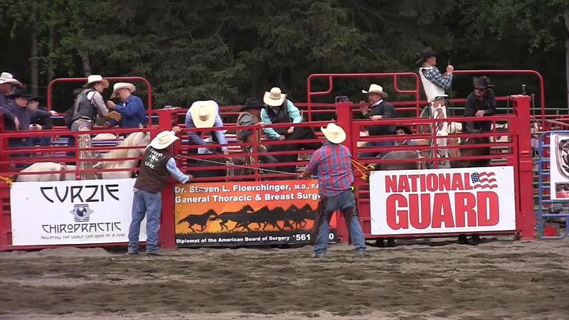 sunday rodeo video