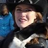 Miss Rodeo Alaska at Iditazoo