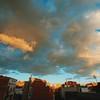 Sky over Barcelona