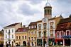 Brasov main square, Transylvania