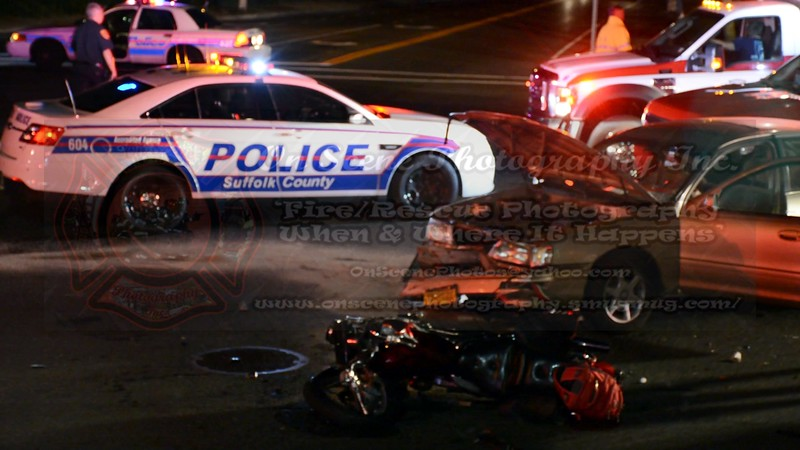 Holbrook motorcycle accident