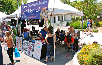 RON PAUL GOES TO TUSTIN STREET FAIR AND CHILI COOK-OFF