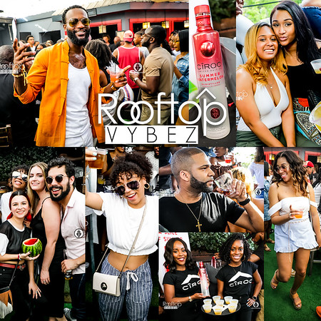 ROOFTOP VIBES @ CAFE CIRCA 4.13.19