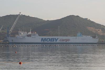 2008 - M/S GIUSEPPE SA in Olbia.