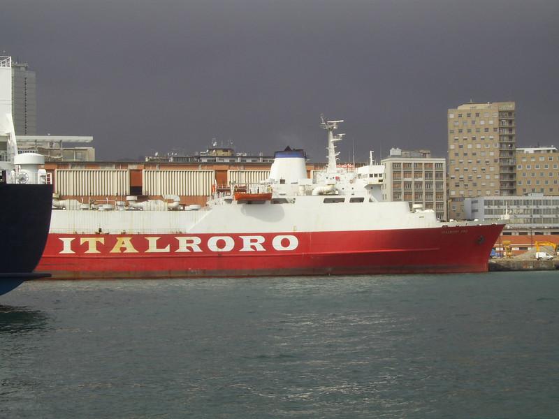 2008 - M/S ITALRORO TWO in Napoli.