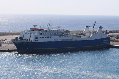2009 - STROFADES IV in Rodos.