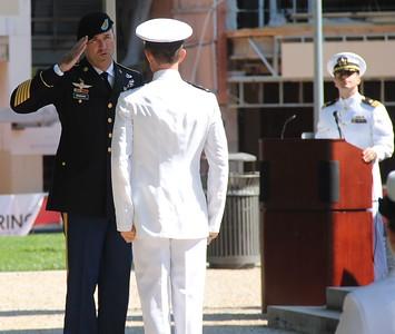 ROTC Commissioning 2015
