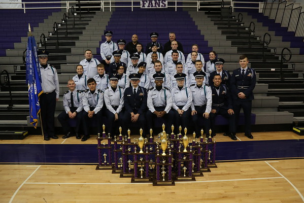 Bellevue Invitational Drill Meet - 2016