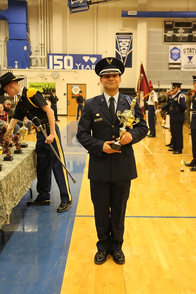 Fort Leavenworth Drill Meet - 2017