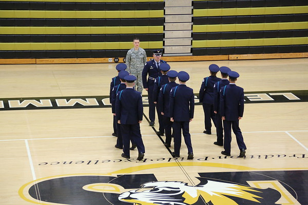 Lee's Summit Drill Meet - 2017