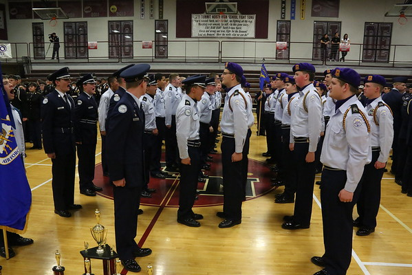 Lee's Summit North Drill Meet - 2016