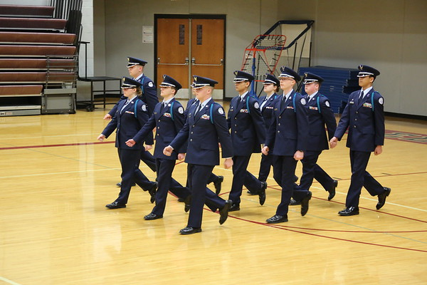 Lee's Summit North Drill Meet - 2017