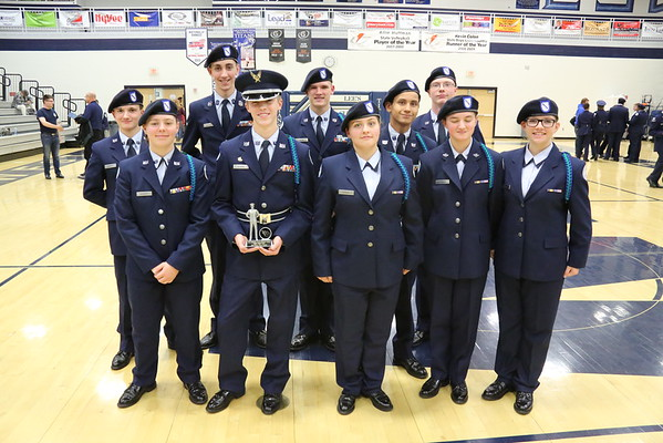Lee's Summit West Drill Meet - 2016
